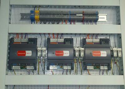 Zoned Panel