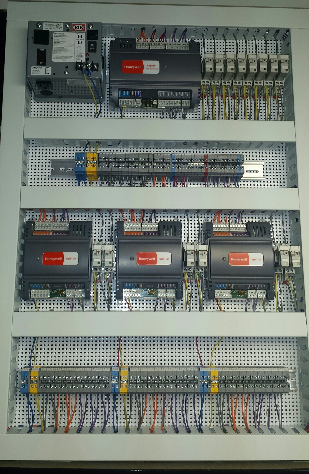 Automation Panels In Chicago Il Building Automation Systems