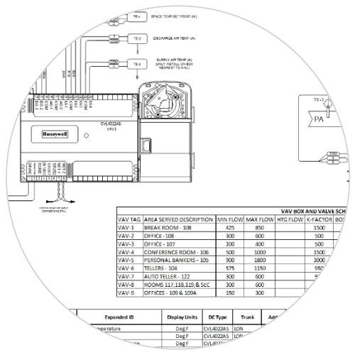 Building Automation Solutions | Controls Drawings